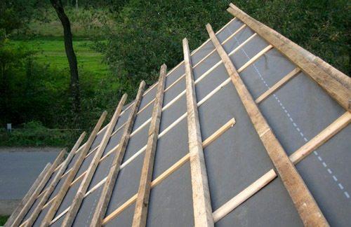 Как крыть крышу металлочерепицей своими руками правильно видео