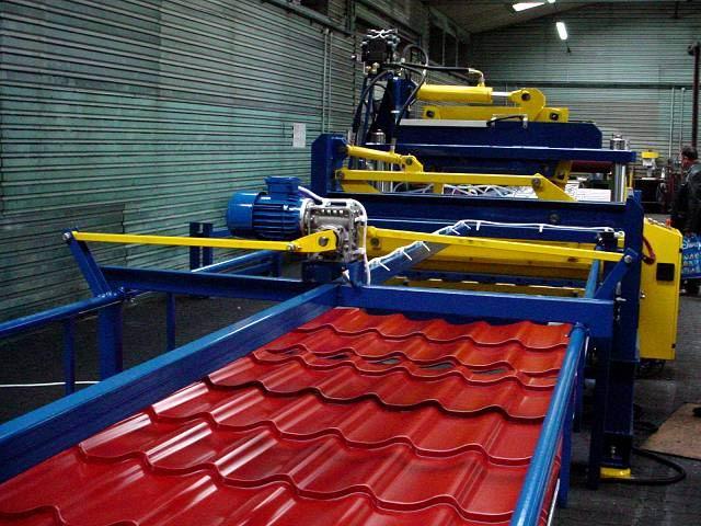 монтеррей металлочерепица производство